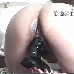 Monet Takes Two Dildo's - Close-ups, Masturbation, Toys