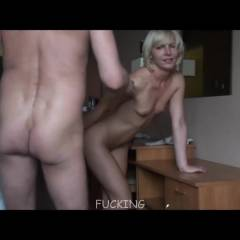 Hotel Room - Blonde Hair, Hard Nipple, Penetration Or Hardcore , Sweet Moments In The Hotel