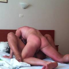 Having Fun On Vacation - Brunette Hair, Girl On Guy, Penetration Or Hardcore, Pussy Fucking , Having Fun On Vacation
