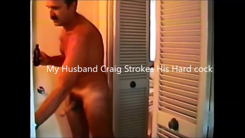 Pic #1Craig Strokes His Hard Cock - Penetration Or Hardcore, Close-ups, Pussy Fucking, Amateur