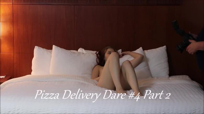 Pic #1Pizza Delivery Dare No. 4 - Part 2 - Nude Girls, Masturbation, Redhead, Toys, Bush Or Hairy, Amateur