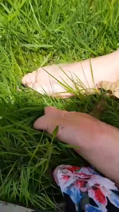 Pic #1Naked With Nature! - Nude Girls, Brunette, Masturbation, Outdoors, Toys, Amateur, Women Using Dildos