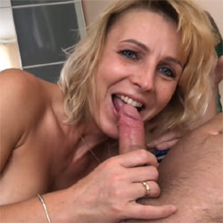 Bj And Cum