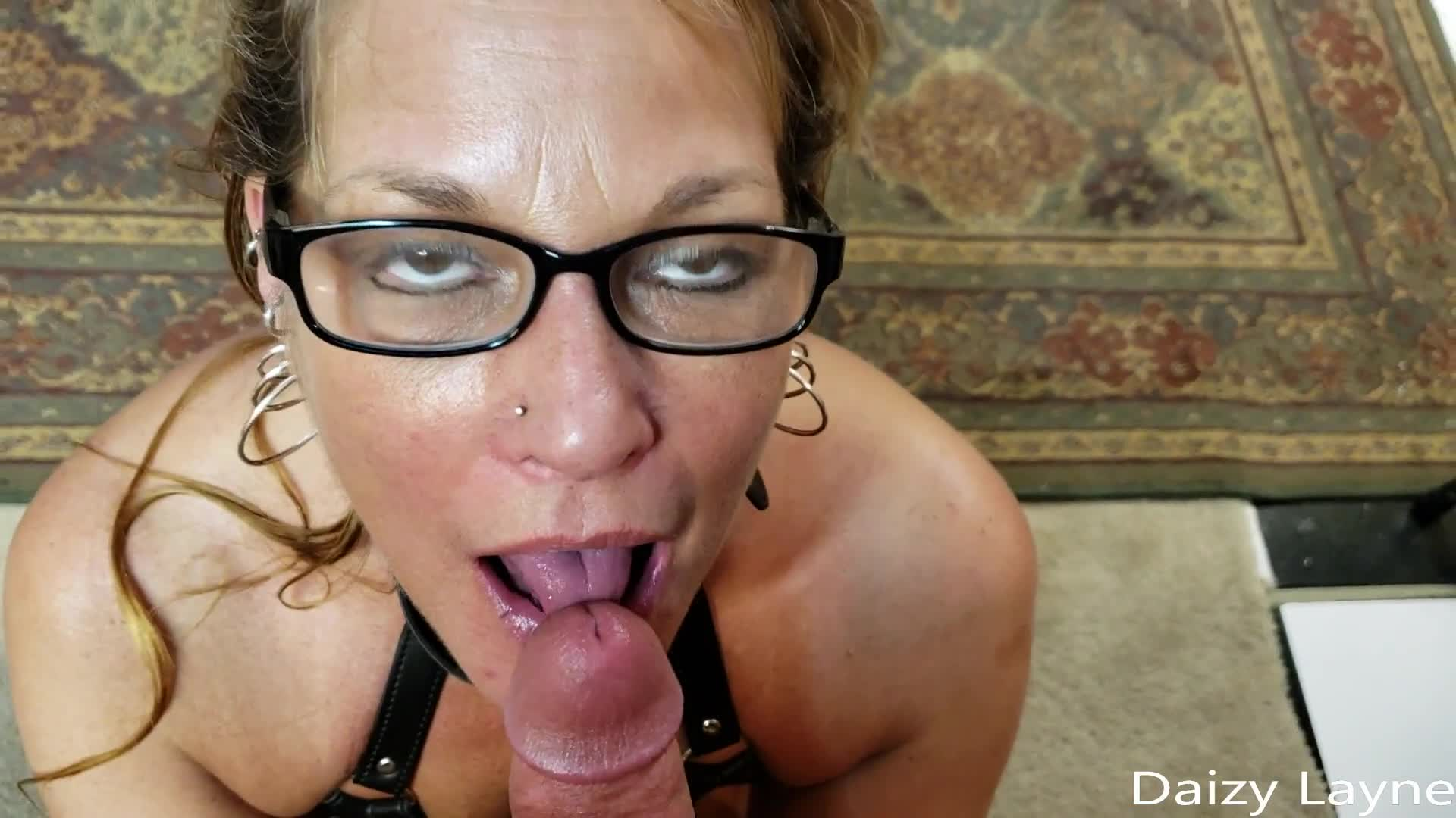 Pic #1Daizy Loves To Swallow Cum - Blowjob, Amateur
