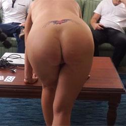 Anniversary Gangbang Part 1 - Nude Girls, Brunette, Amateur, Firm Ass, Tattoos